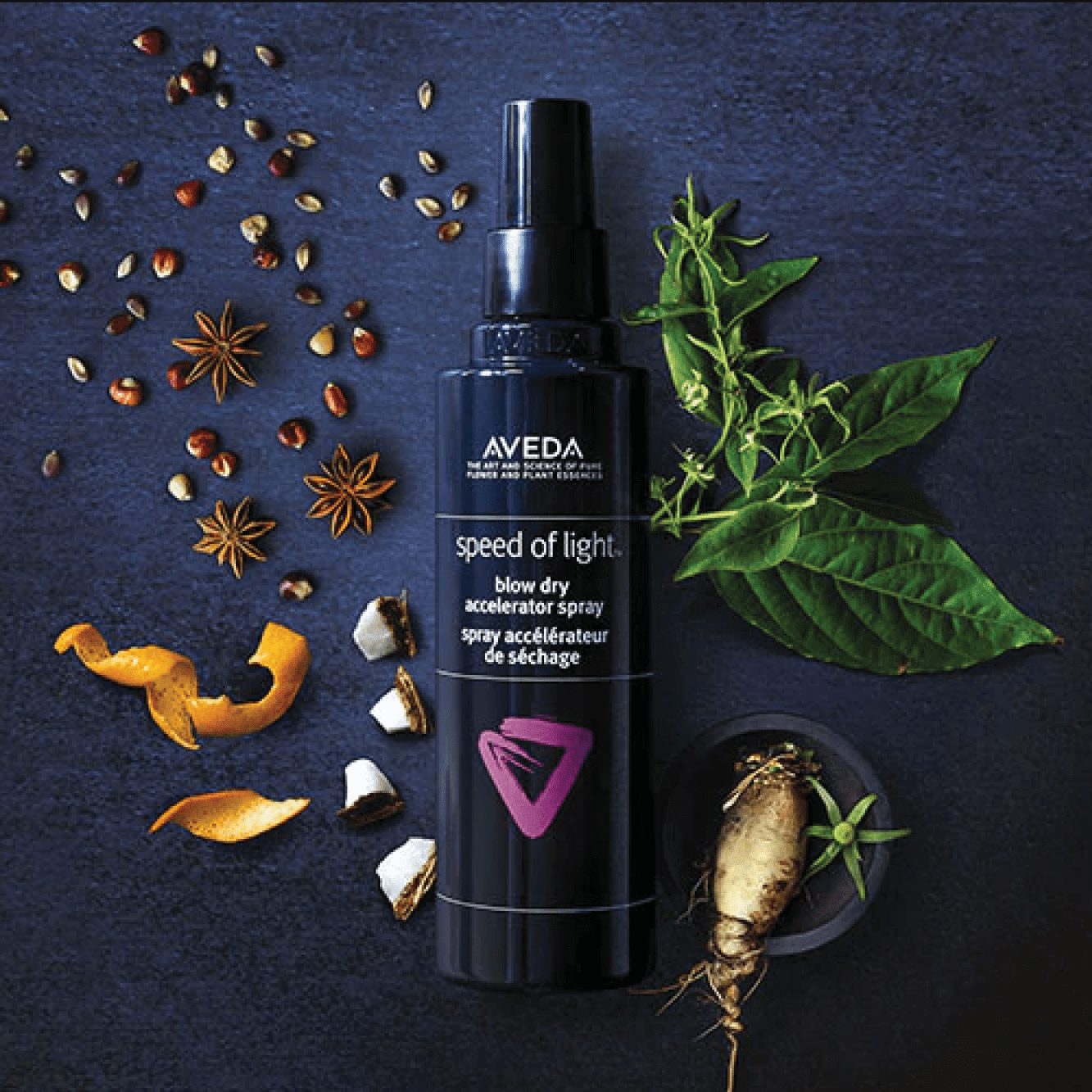 treat your hair aveda product